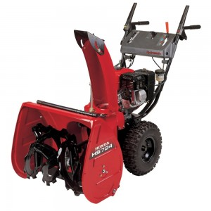 Honda Snow Blower Two Stage