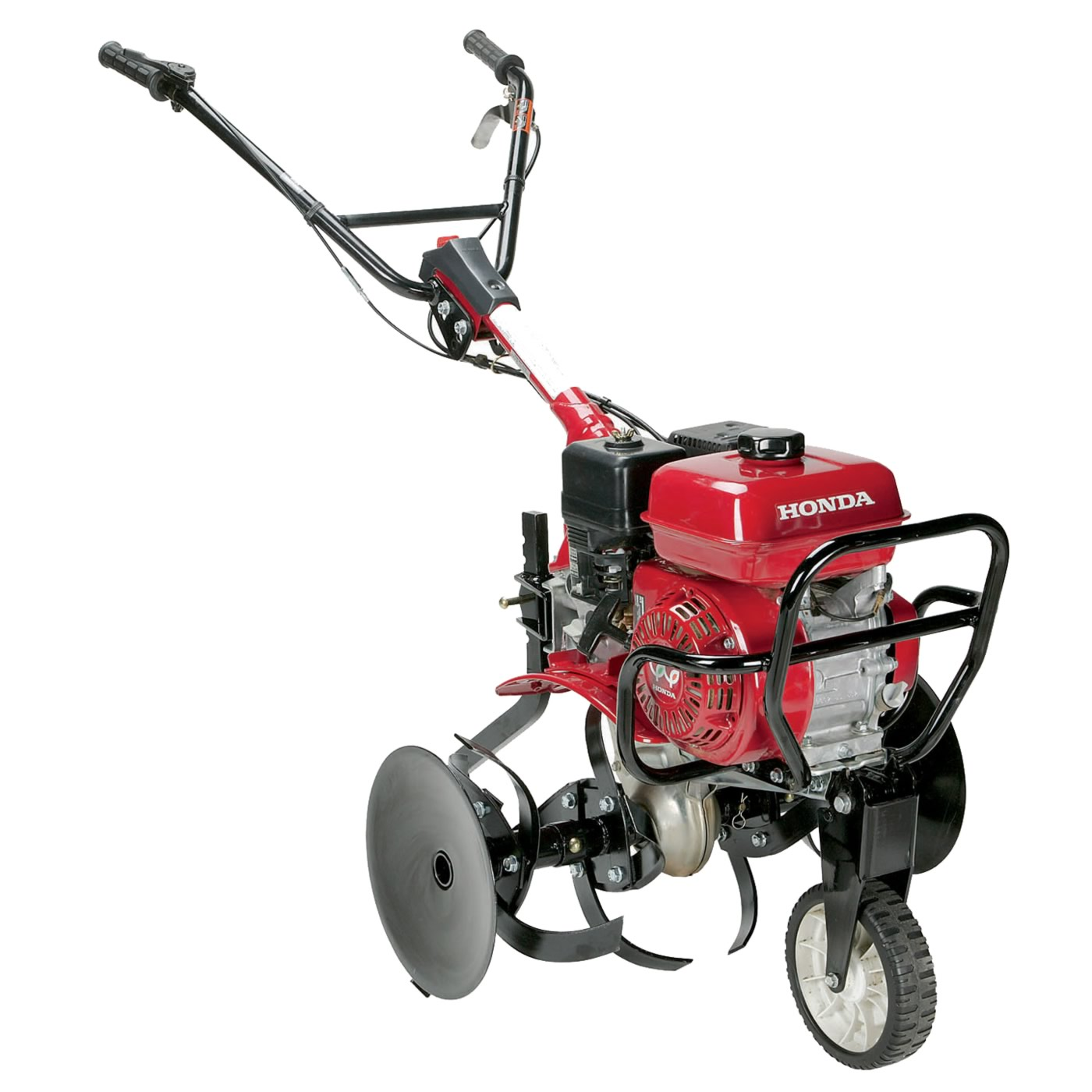 Choosing the Right Honda Tiller | Shank's Lawn Blog