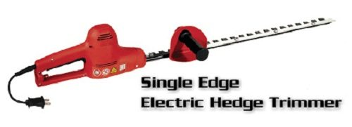 Little Wonder Electric Hedge Trimmer - single