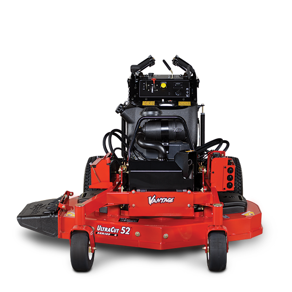 Exmark Vantage Mower Overview | Shank's Lawn Blog
