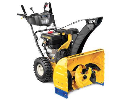 Cub Cadet 3X 26 Snowblower