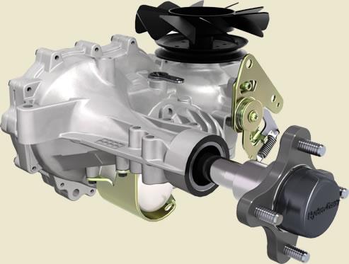 Hydro-Gear ZT-2800 vs  ZT-3100 Hydrostatic Drive Systems