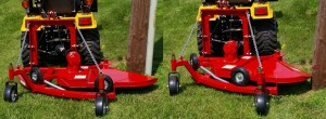 Fence Mower Side x Side Photo