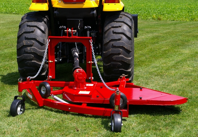 Keep Fence Rows Cleared With The New Fence Mower Shank S