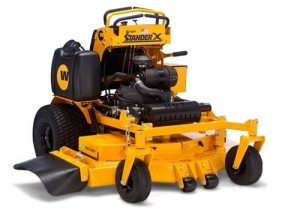 Wright Stander X Mower