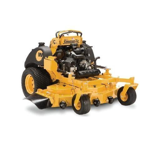 Wright Stander Zk Mower Overview Shank S Lawn Blog