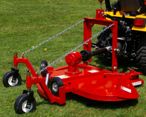 Fence Row Mower