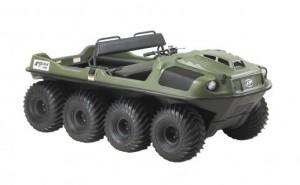 Argo 700 Amphibious Vehicle