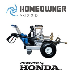 Vortex Pressure Washer