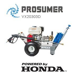 Vortez Pressure Washer 2