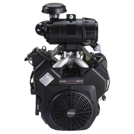 Maintaining the Kohler Command V-twin engine | Shank's Lawn Blog