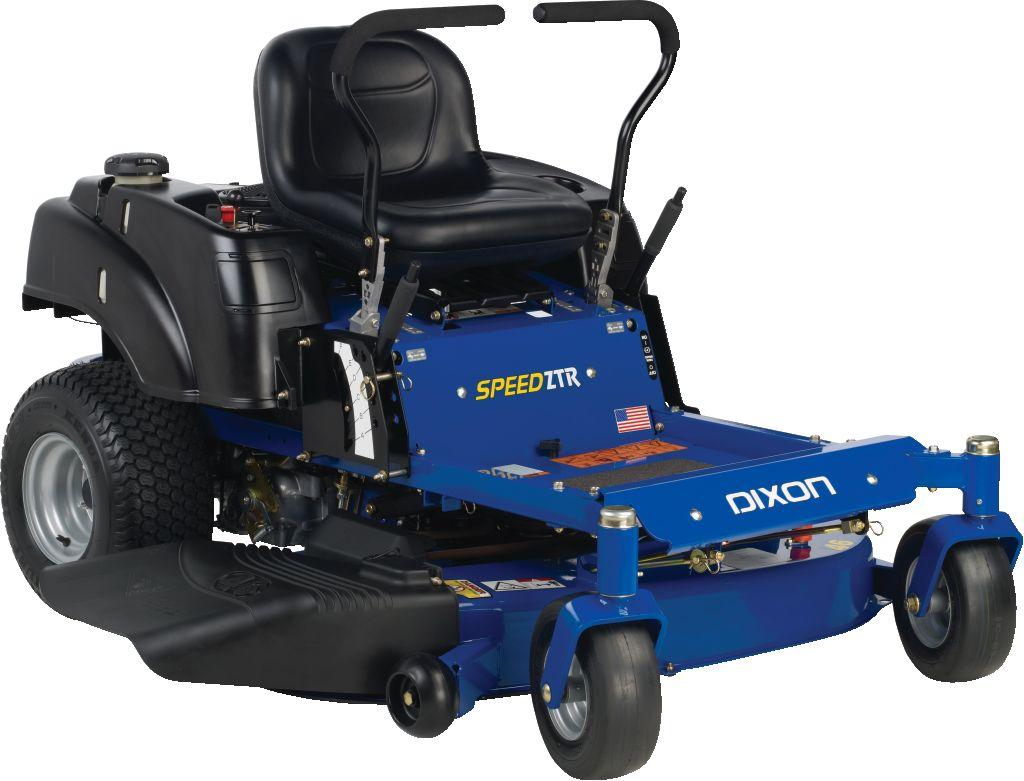 Dixon SpeedZTR Series – 30, 42, 46, 54, 42 SE, 48 SE | Shank's Lawn Blog