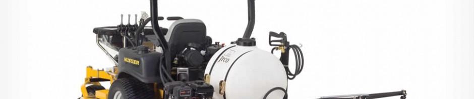 Jrco Zero Turn Sprayer