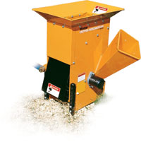Woods PTO Chipper Shredder