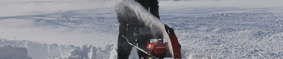 getting your snowblower ready for winter