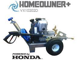 Vortexx Homeowner Pressure Washers