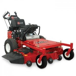 Exmark Wide Area Walk-Behind Mowers- Big Power for Small Spaces