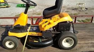 Cub Cadet CC 30 H Riding Mower