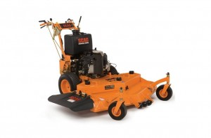 Scag Wide Area Walk Behind Mowers: Balancing Speed and Maneuverability