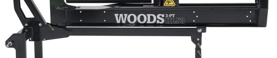 Woods Log Splitter