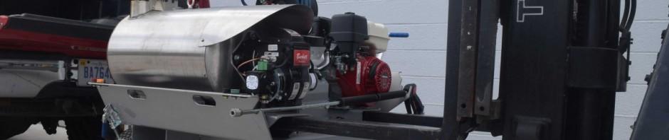 Vortexx Hot Water Pressure Washers